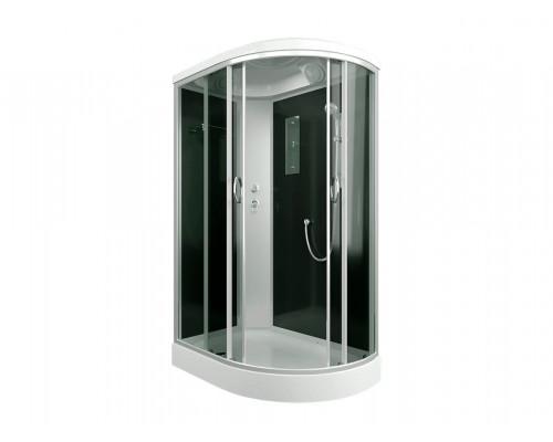 Душевая кабина ER3512PL-C4 1200*800*2150 низкий поддон, тонированое стекло