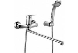 Смеситель для ванны с длинным изливом Iddis Torr TORSBL2i10
