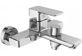 Смеситель для ванны с коротким изливом Iddis Brick BRISB02i02