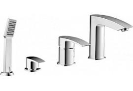 Смеситель для ванны на 4 отверстия Iddis Vane VANSB40I07