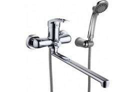 Смеситель для ванны с длинным изливом Iddis Carlow Plus CRPSBL2i10