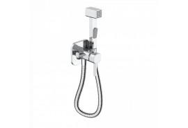Встраиваемый смеситель с гигиеническим душем Iddis 004SBS0i08