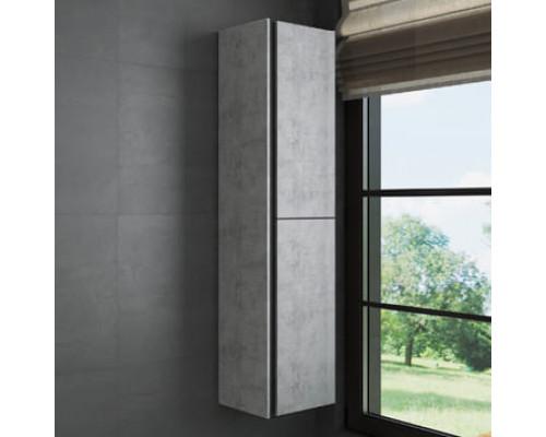 "Шкаф-колонна ""Эдинбург-40"" бетон светлый COMFORTY."