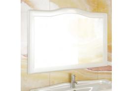 "Зеркало ""Монако-120"" белый глянец COMFORTY"