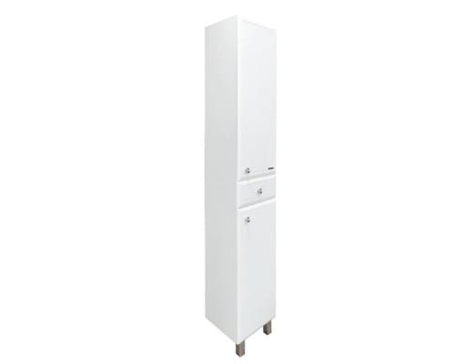 "Шкаф-колонна ""Сочи-35"" белый COMFORTY."
