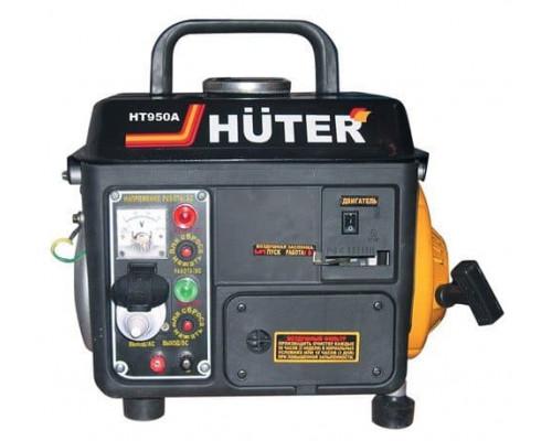 Генератор бензогенератор портативный HT950A HUTER 64/11