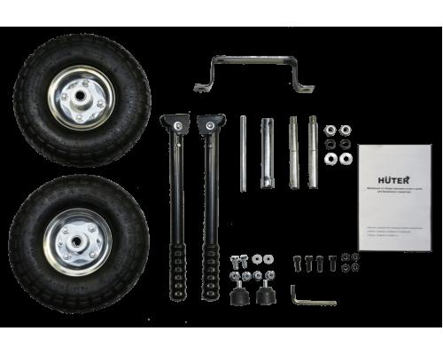 Комплект колес и ручек для бензинового генератора 64/1/34