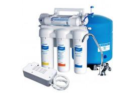Фильтр д/воды (осмос) Аквафор-ОСМО-050-5-ПН с блоком питания