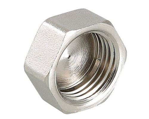 "Заглушка 1/2"" внутр, метал (фитинг)"