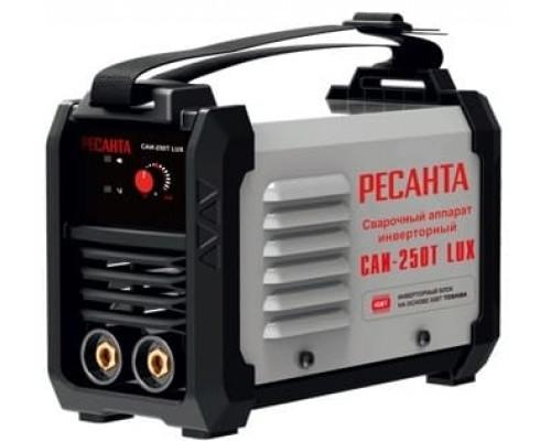 Сварочный аппарат  инверторный САИ-250Т LUX Ресанта 65/72