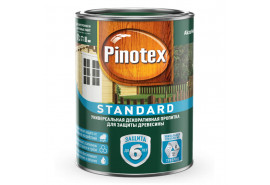 Антисептик Pinotex Standard палисандр 0,9л