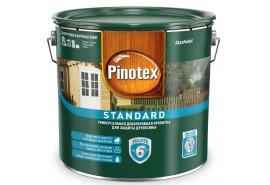 Антисептик Pinotex Standard красное дерево 9 л