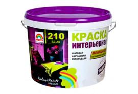 Краска Радуга 210 Моющаяся 1л/1,3кг База С