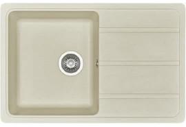 Мойка кухонная Аманда 780*510*211, жемчуг Акватон