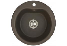 Мойка кухонная Мида 510, серый шелк Акватон