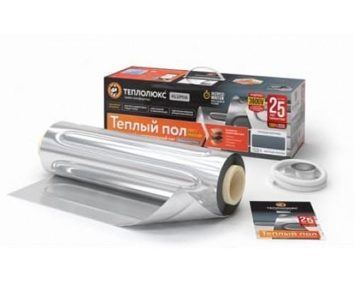 Теплый пол электрический Alumia 1800 Вт/12,0 кв.м