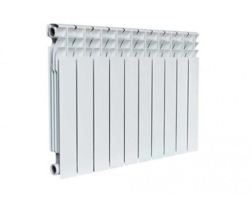 Радиатор биметалический 500/80 (131 Вт) Оasis (10 секций)