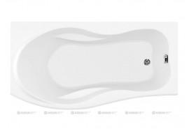 Ванна акриловая Aquanet Borneo 170x75/90 L