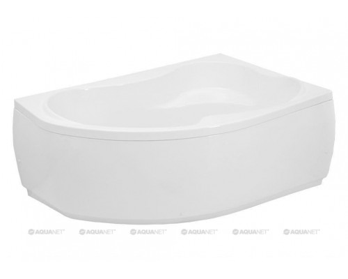 Ванна акриловая Aquanet Capri 160x100 P