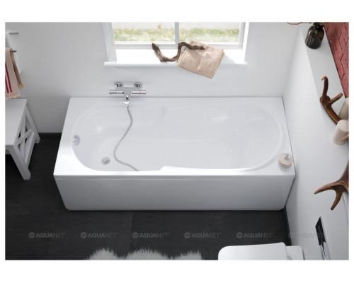 Ванна акриловая Aquanet Hellas 170x70