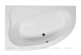 Ванна акриловая Aquanet Luna 155x100 L