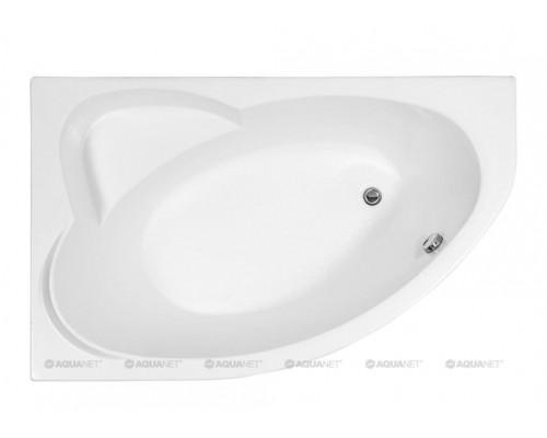 Ванна акриловая Aquanet Sarezo 160x100 L