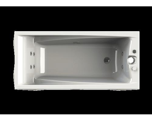 Акриловая ванна Wachter (Radomir) Орнела 150x70 см с гидромассажем