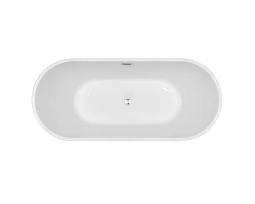Ванна акриловая DJ-001 1700*750*600мм Comforty